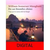 En Un Biombo Chino. William Somerset Maugham.