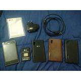 Celular Smartphone Lg Optimus L5 E612 Com Manual