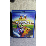 Turbo Blu-ray + Dvd