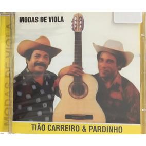 Cd Sertanejo Tião Carreiro E Pardinho Chora Viola Amargurado ... bfca34b95f6