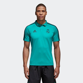 Playera Tipo Polo Real Madrid en Mercado Libre México 2d8afa9029e0a