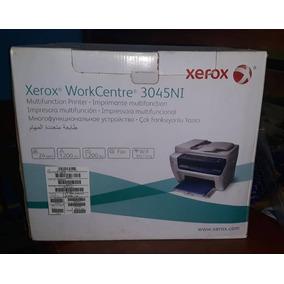 Impresora Workcenter 3045ni Nueva