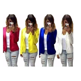 Kit 10 Blazer Casaquinho Terninhos Roupa Social Feminino