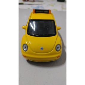 Miniatura Do Fusca Taxi Ny