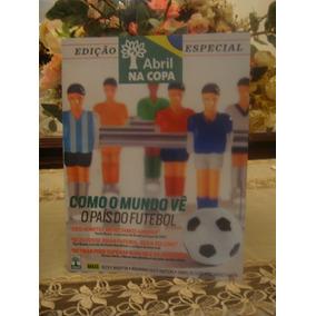 Revista Edição Especial Brasil Na Copa