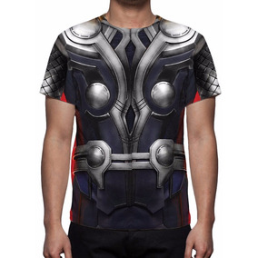 Camisa, Camiseta Uniforme Thor - Estampa Total