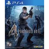 Resident Evil 4 - Ps4 - Digital - Español - 2° - 25% Off