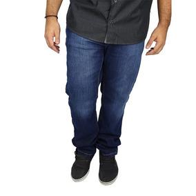 Kit C/3 Calças Jeans Masculina Lycra Plus Size Do 02 Até 56