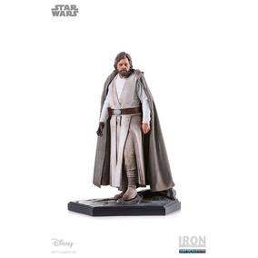Luke Skywalker Escala 1/10 Iron Studios