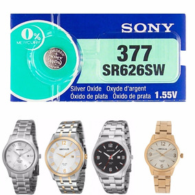 641f80a72e2 Relogio Seculus Long Life 5atm Numeros Romanos Cinza - Relógios no ...