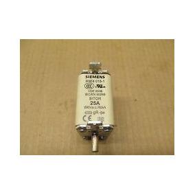 Fusivel Nh000 25a Ultra-rápido Sitor 3ne1 815-0 Siemens