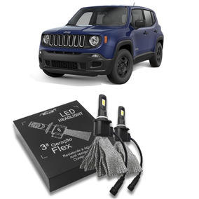 Led H4 Jeep Renegade Acessorios Para Veiculos No Mercado Livre Brasil