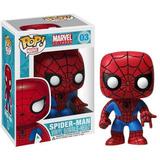Funko Pop Spider-man #03 - Marvel Universe