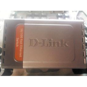 Switch / Suichera D-link 08 Puertos 10/100mbps