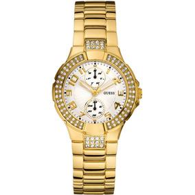 b41eab6feaa Relogio Guess U17521g1 Inox Black - Relógios no Mercado Livre Brasil