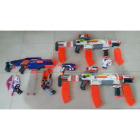 Pistolas De Juguete Nerf Hasbro