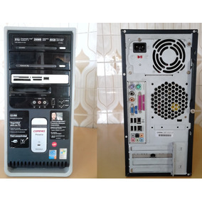 P4 Compaq Presario Sr1430la Dd 160gbs Ram 3gbs