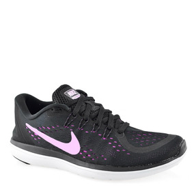 Tênis Feminino Nike Flex 2017 Rn 898476-014 Original Godiva 19fb0aeef451e
