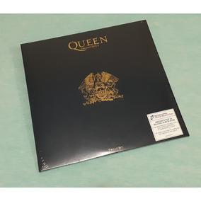 Queen Greatest Hits Ii 2 Lp Vinil Duplo Importado Europeu