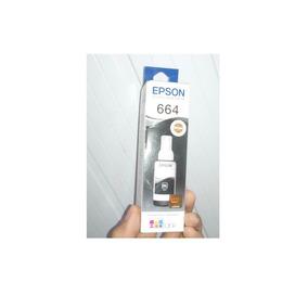 Tinta Epson 664 Genuine Preto Black