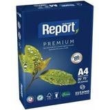Resma Report A4 75 Grs 500 Hojas Premium