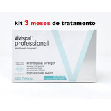 Viviscal Professional Tratamento Unissex 180 Caps. Envio Já