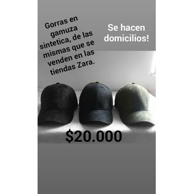 Gamuza Gorra - Gorras para Hombre en Bogota en Mercado Libre Colombia 97b9d417baa