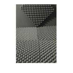 Kit 60 Placas 20mm 15 M² Espuma Acústica Anti Chamas