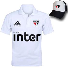 Camisetas Masculinas Sao Paulo Qlitu1bmb3v2zwlyyq - Pólos no Mercado ... d9e630ac680