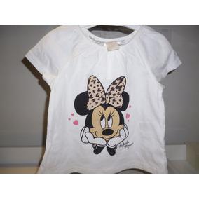 Conjunto Minnie Para Niña Marca H&m