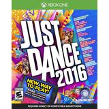 Just Dance 2016 Xbox One Disco Fisico Envio Gratis