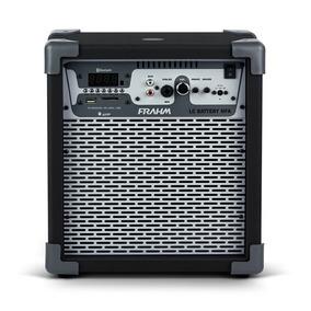 Caixa Amplificada Multiuso Lc Battery Preta Nfa Frahm