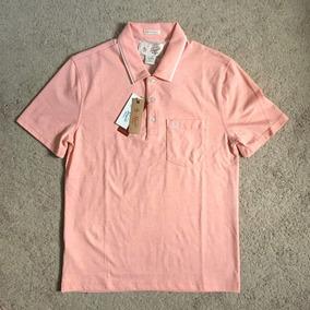 Camisa Original Penguin Tipo Polo Para Caballero Talla L/g