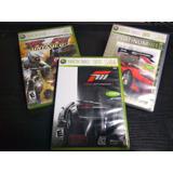 Forza Motorsport 3 Para Xbox 360 Original