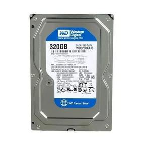 Disco Duro Western Digital 320gb Wd3200aajs 7200rpm C1