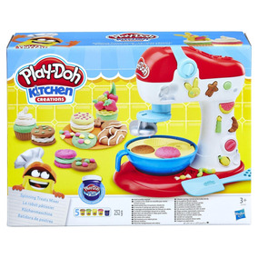 Play Doh Batidora De Postres Kitchen Creations Hasbro Masas