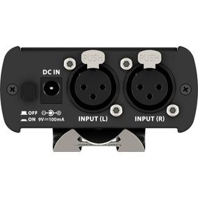 Pré Amplificador P/ Fone P1 Powerplay - Behringer + Nf