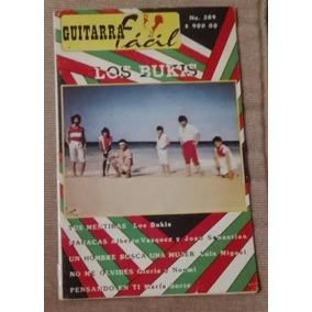 Revista Guitarra Facil, Portada: Los Bukis 1988