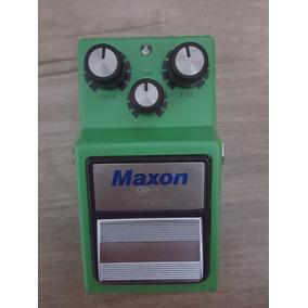 Maxon Od9 - Made In Japan - Tube Screamer - Ts9