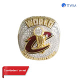 2016 Cleveland Cavaliers Championship Anel Memorvel De Alt