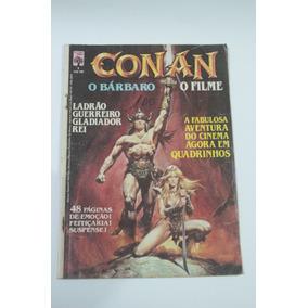 Raridade - Hq Conan O Barbaro O Filme Editora Abril 1982