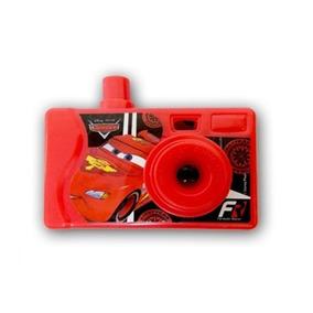 Mini Camera Projetora De Imagens Coloridas Carros Disney