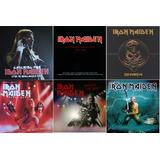 Iron Maiden - Coleção - Vinil Lps - Eddie Archives