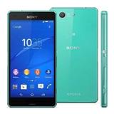 Sony Xperia Z3 Compact D5833 4g 16gb 20mp Novo Vitrine