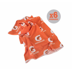 6 Neck Tube Gatorade Cuello Gorro Multifuncion