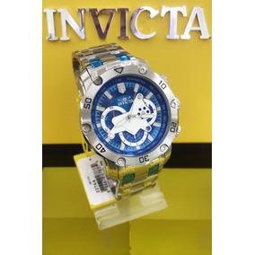 Relógio Invicta 22764 Original Na Cor Prata