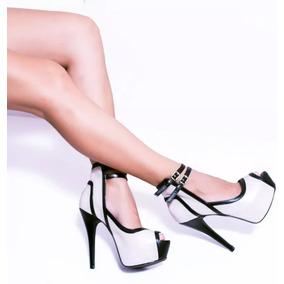 f5c2b6ff0 Sandalia Salto Fino Torricella - Sapatos no Mercado Livre Brasil