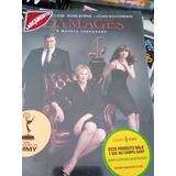 Dvd Damages - 4° Temporada