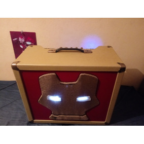 Cubo Guitarra 100w, Iron-man.