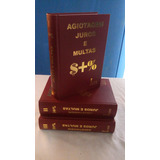 Agiotagem, Juros E Multas - 3 Vol. - Ricardo Rodrigues Gama